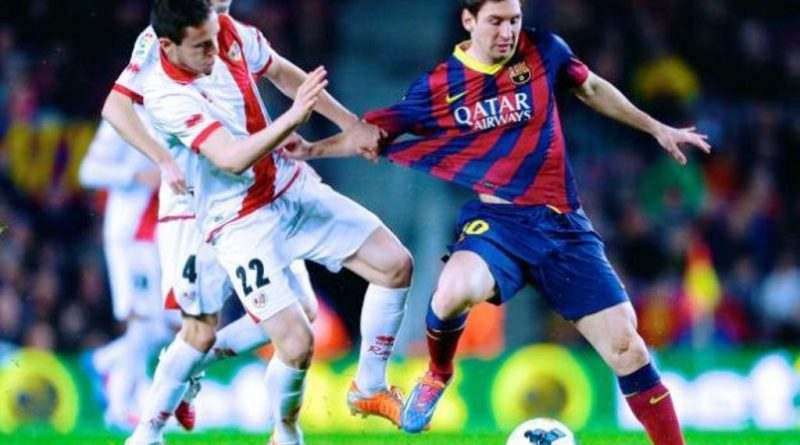 Prediksi Skor Rayo Vallecano vs Barcelona 04 November 2018